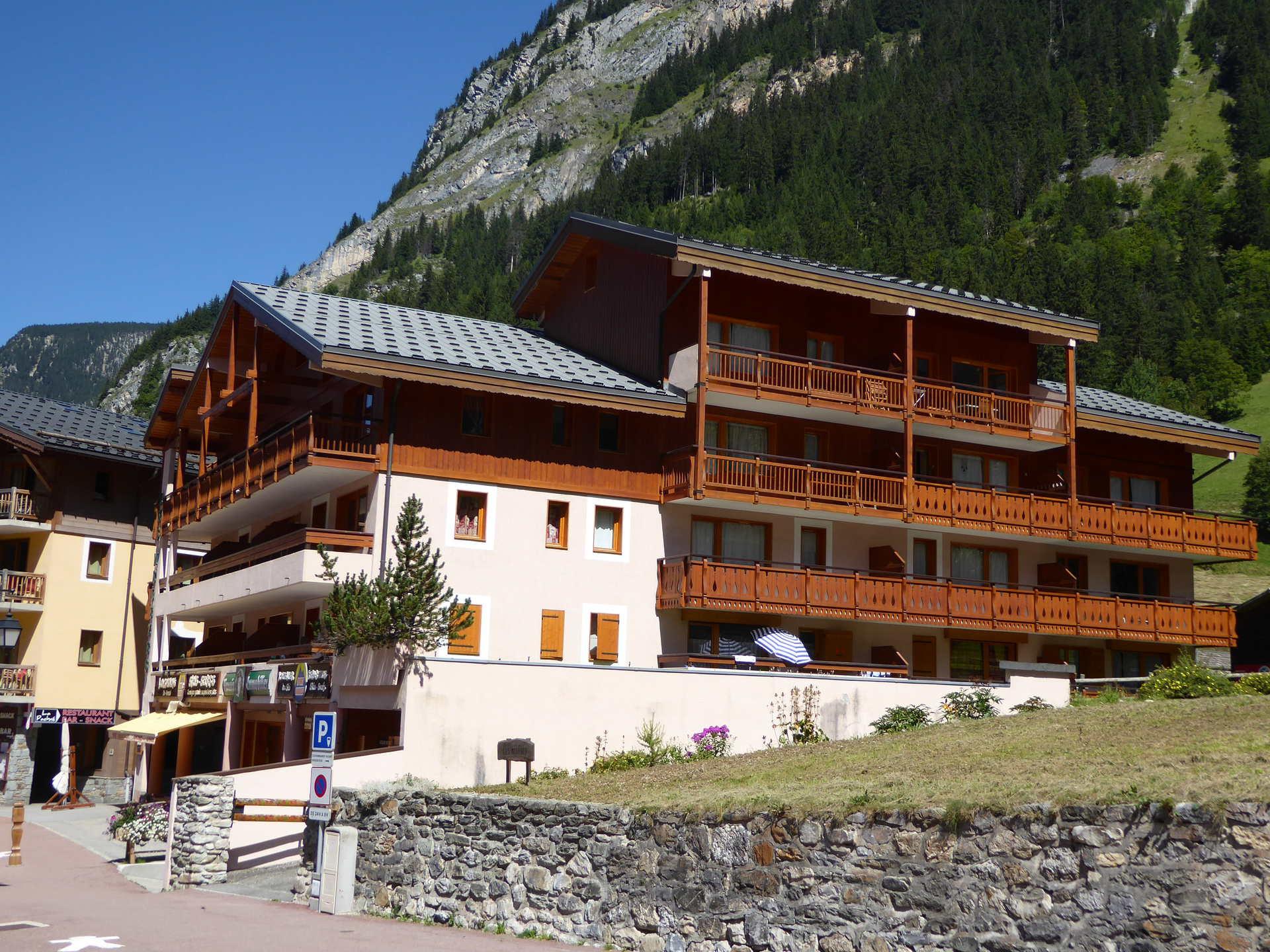 Photo de la résidence MELEZES