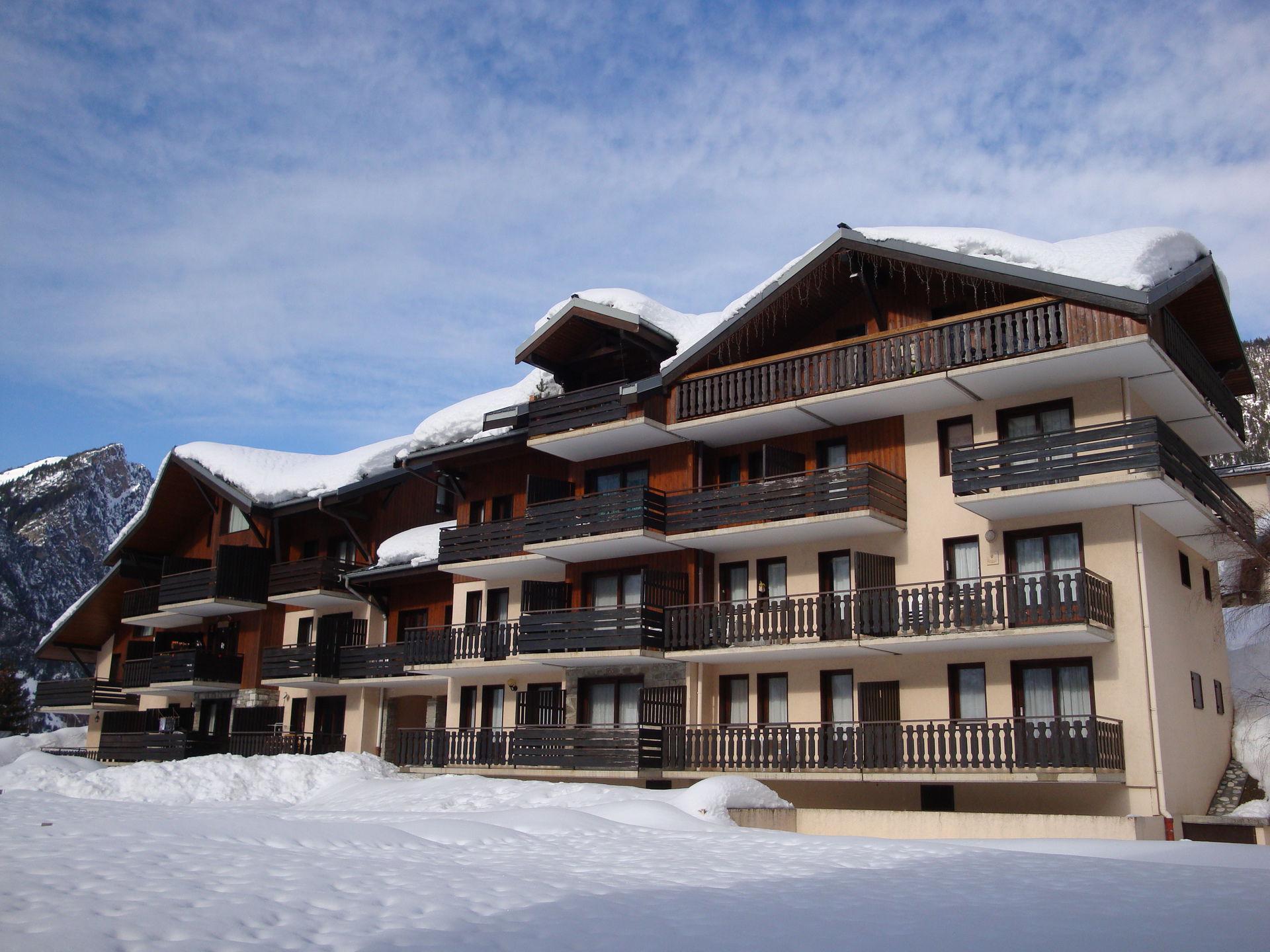 Photo de la résidence HAMEAUX DE LA VANOISE