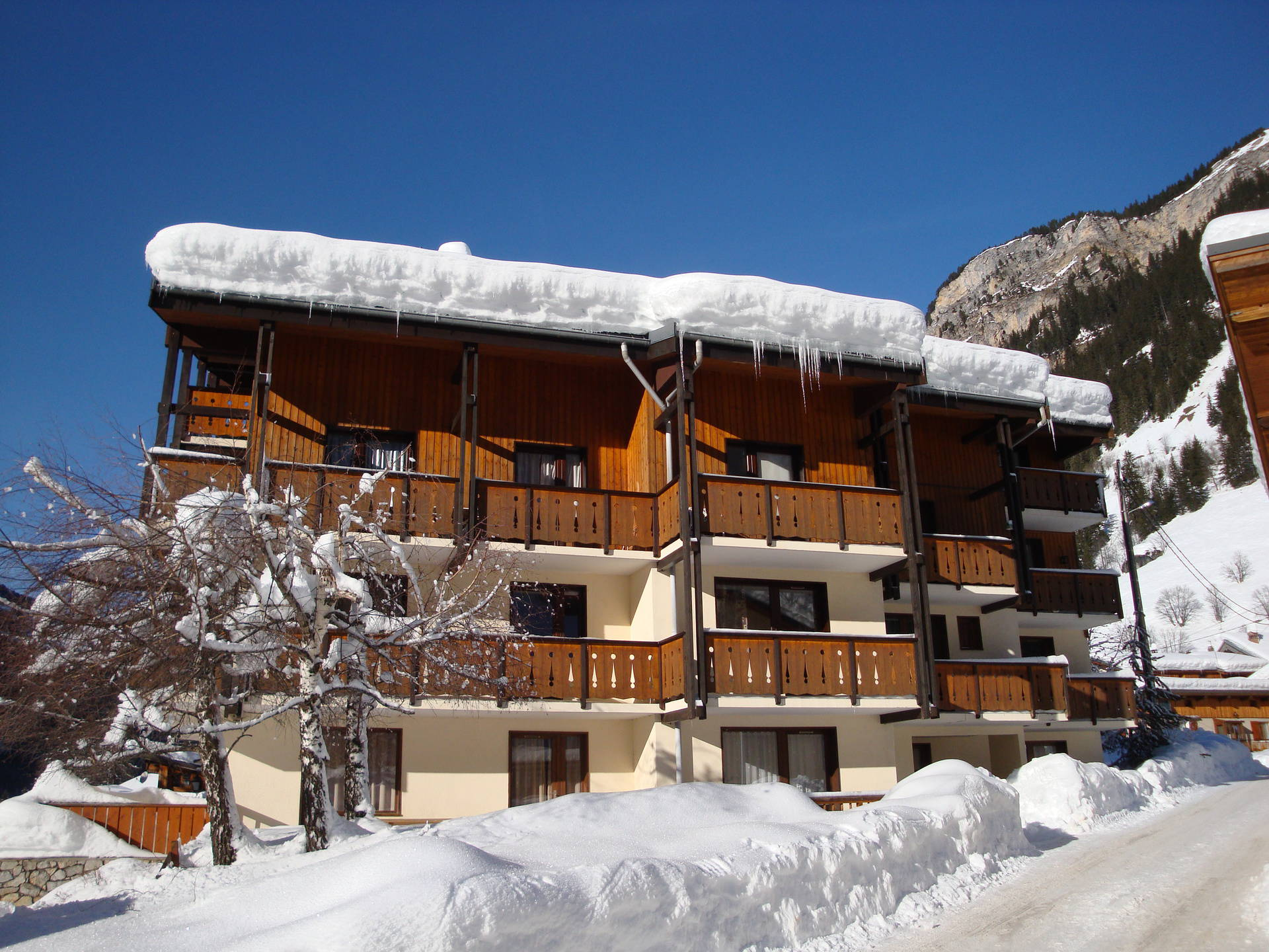 Photo de la résidence BARIOZ