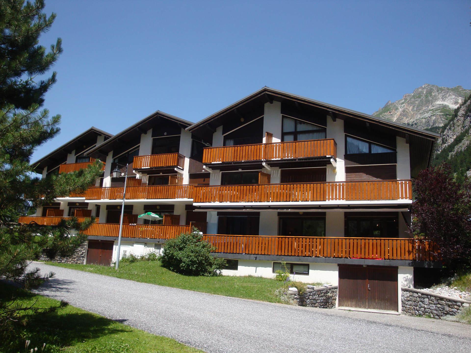 Photo de la résidence CRETES