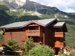 Location Style montagne avec agréable balcon photo 3