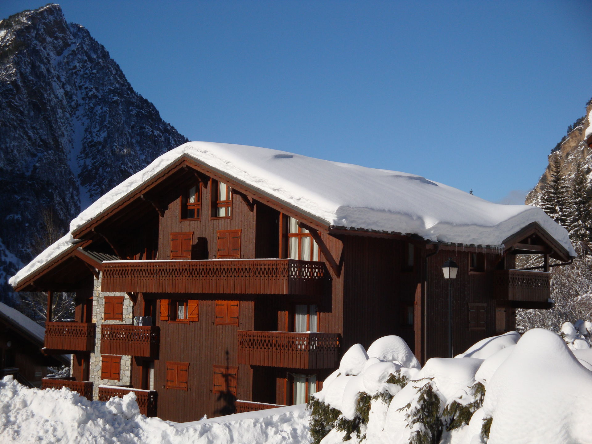 Photo de la résidence ALPAGES - A