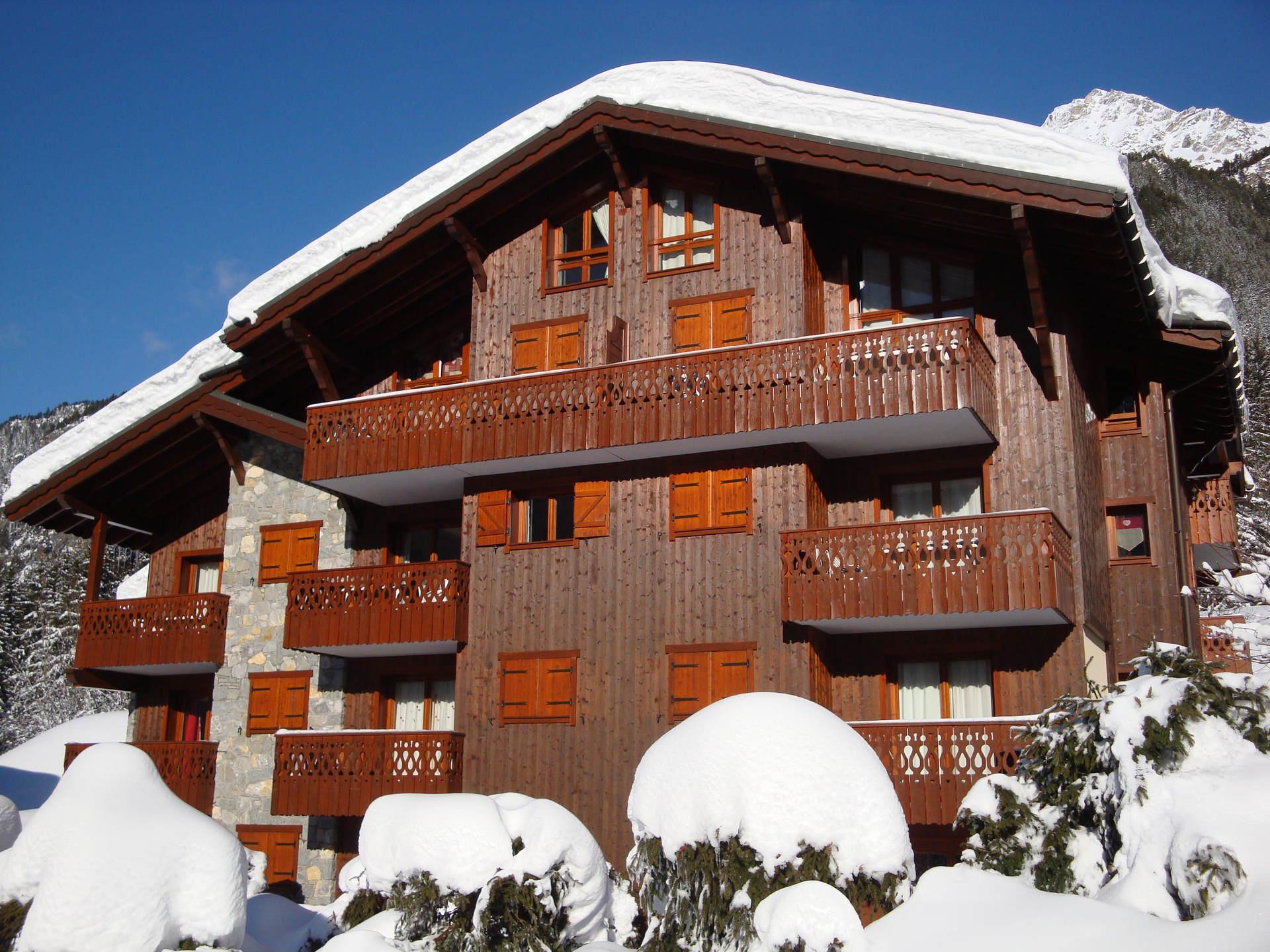 Photo de la résidence ALPAGES - B