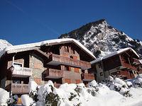 Location Style montagne avec balcon photo 5