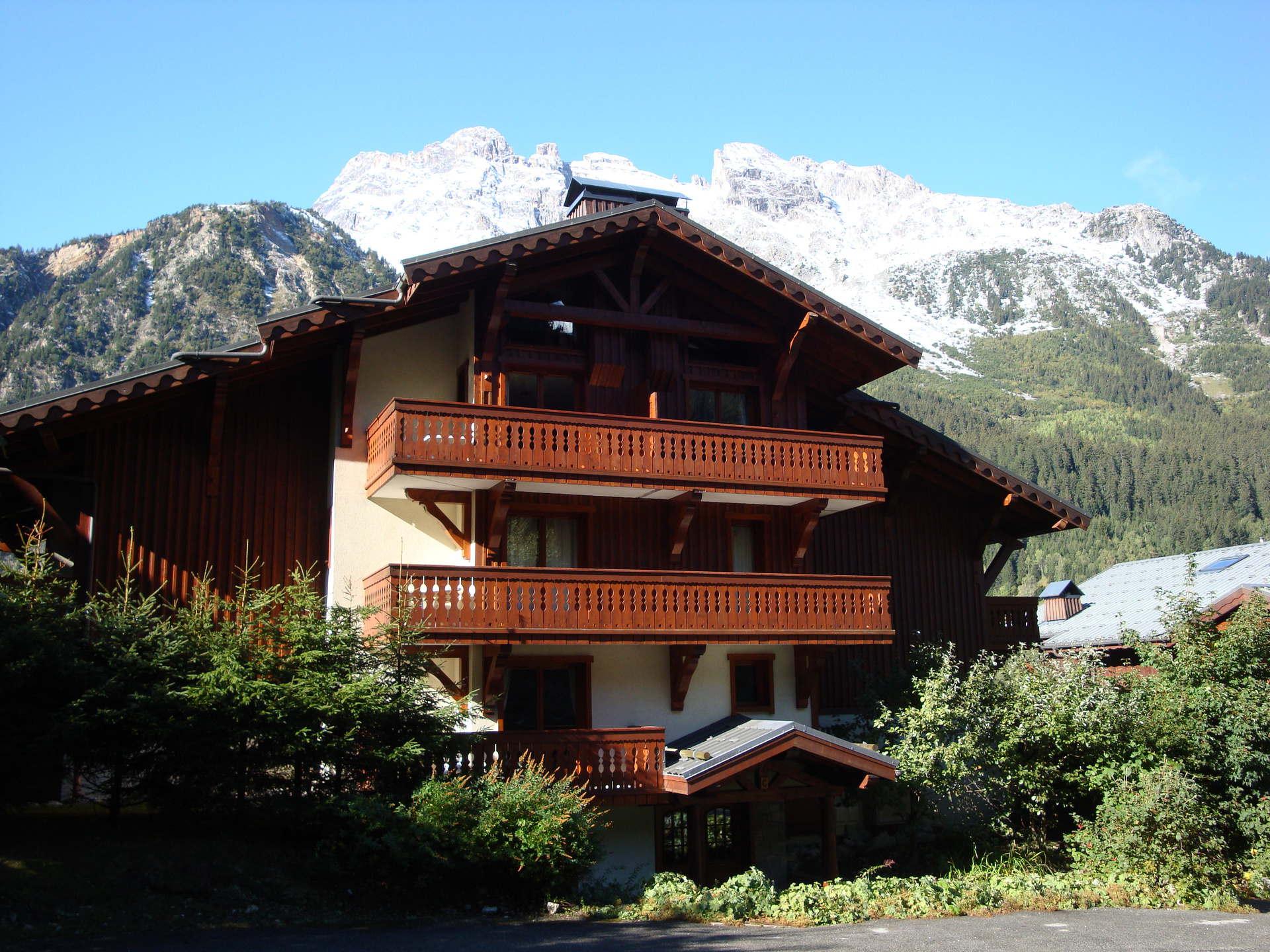 Photo de la résidence ALPAGES - C