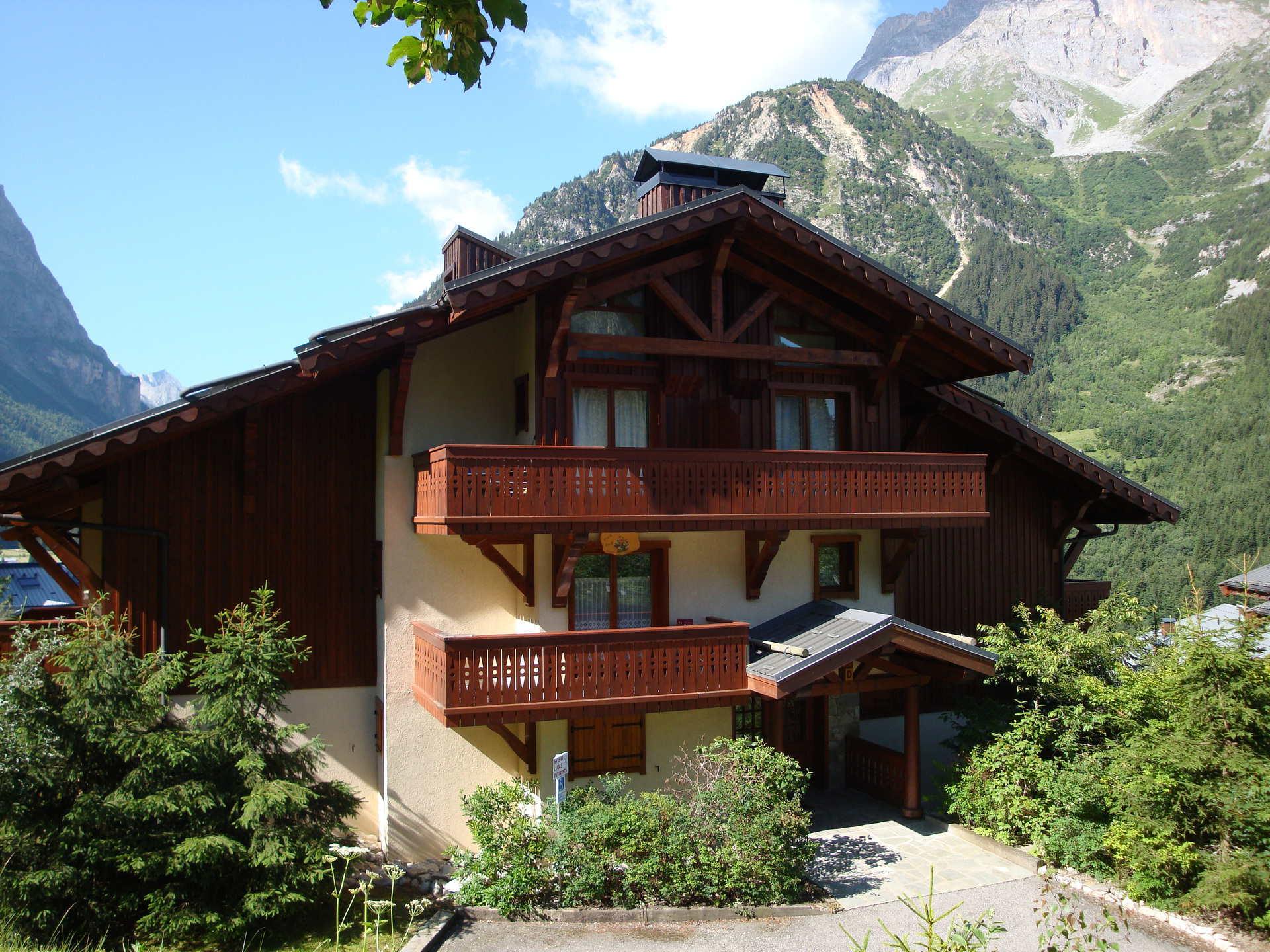 Photo de la résidence ALPAGES - D