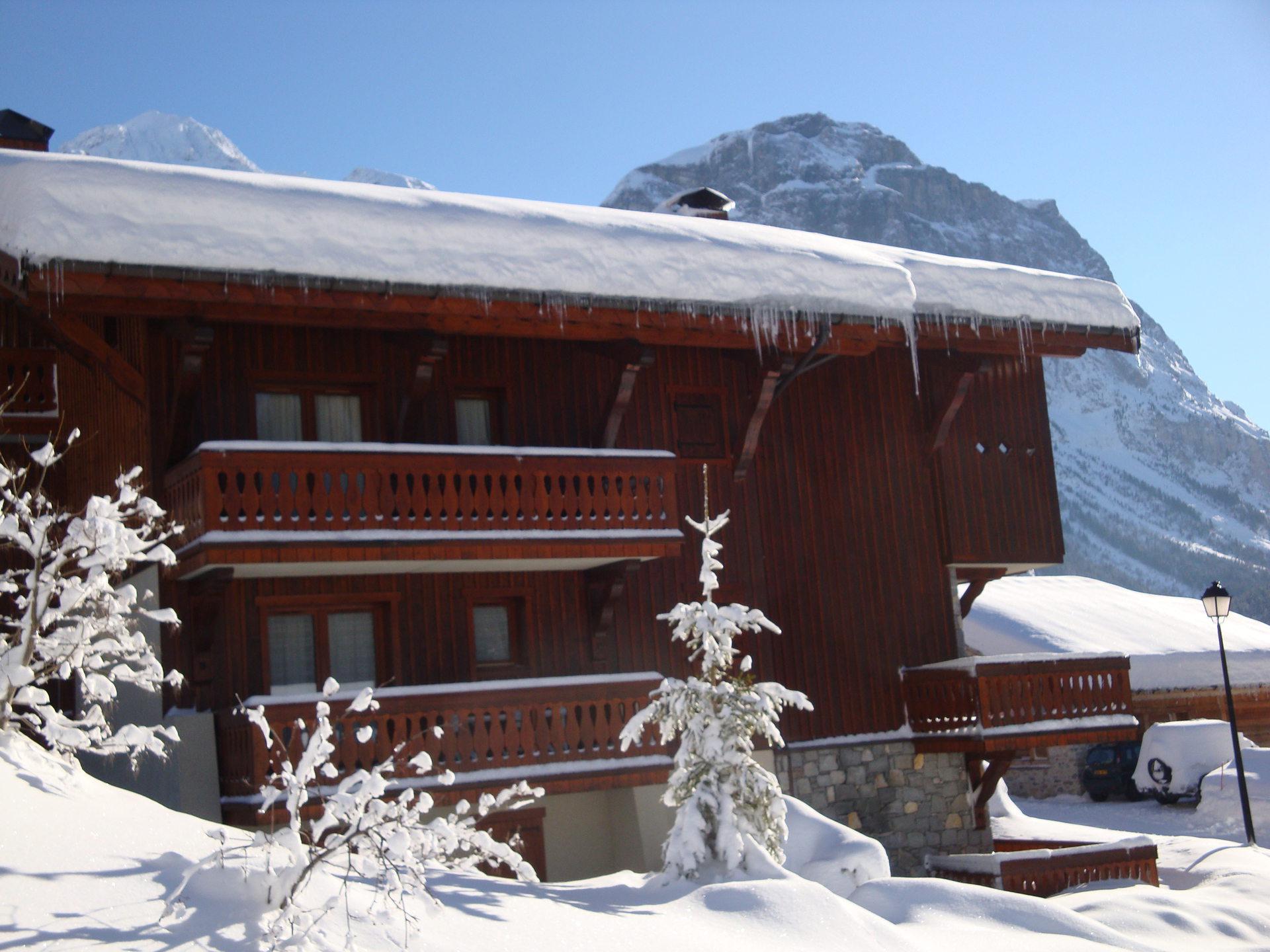 Photo de la résidence ALPAGES - E