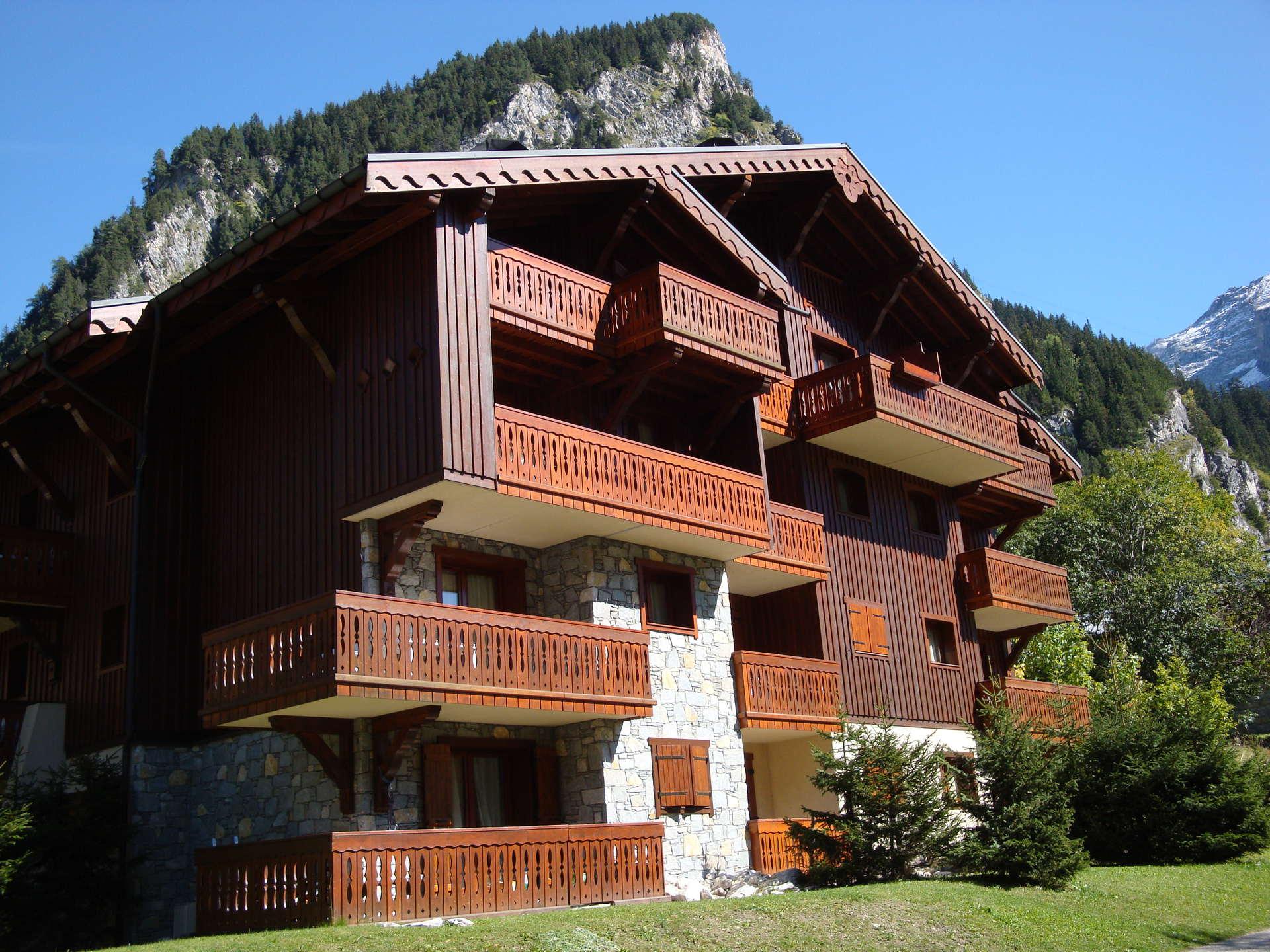 Photo de la résidence ALPAGES - F