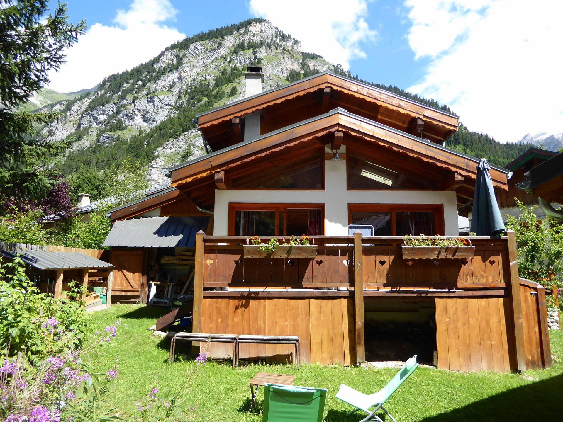 Photo de la résidence GENTIANES BLEUES