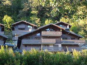 Location Style montagne avec grand balcon sud photo 2