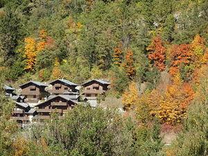 Location Style montagne avec grand balcon sud photo 3
