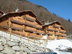 Location Style montagne avec grand balcon sud photo 4