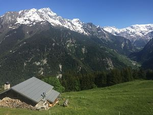 Location Chalet d'Alpage photo 3