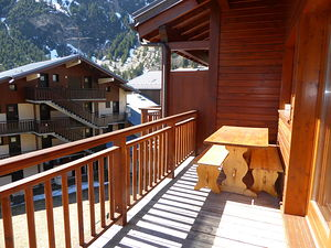 Location Duplex mezzanine avec grand balcon photo 10