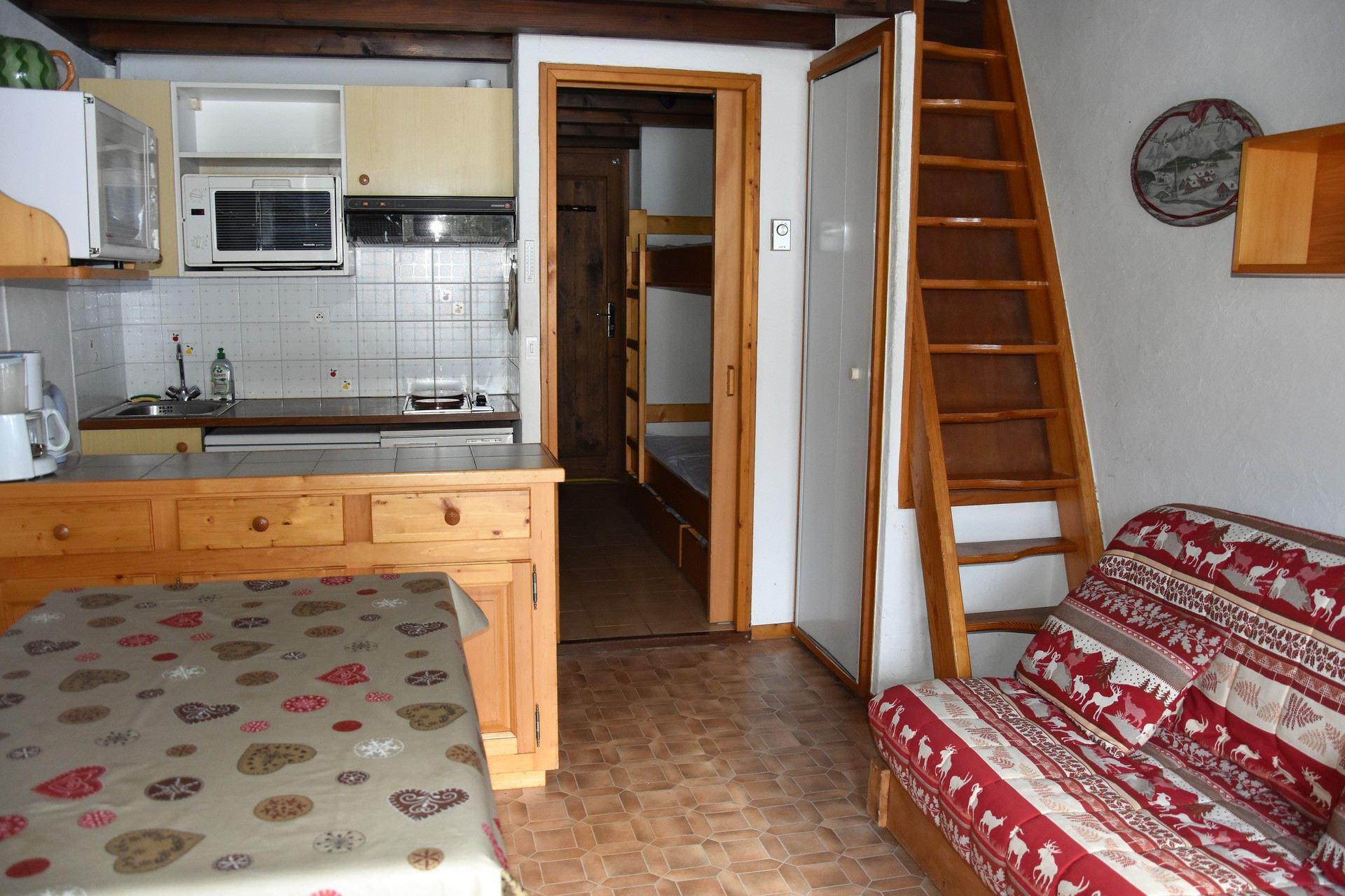Location référence : HV35A à Pralognan la Vanoise