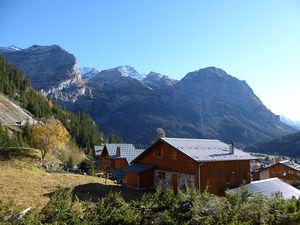 Location proche des pistes en hiver, calme en été photo 8