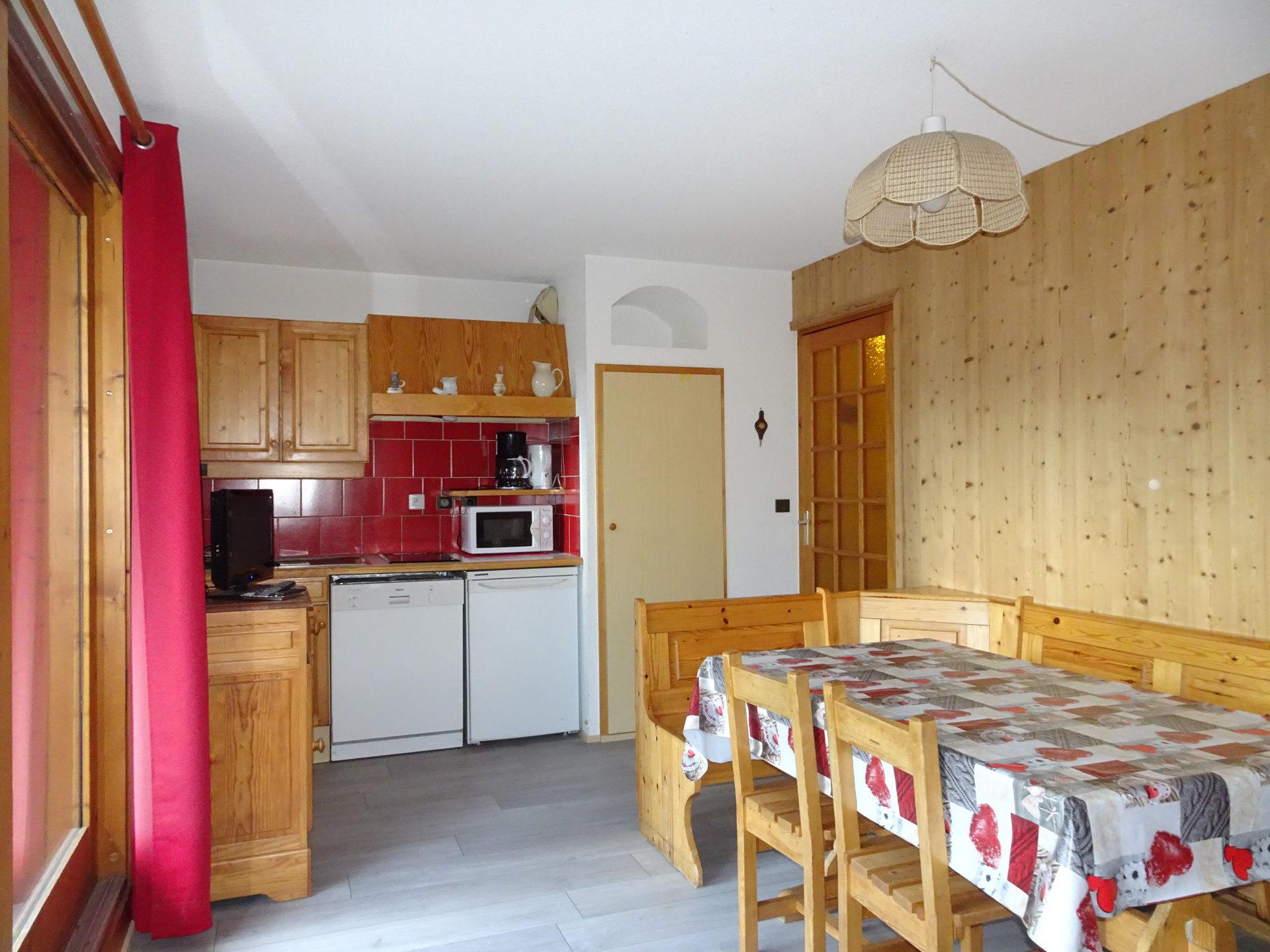 Rental reference : GLACIEA3 to Pralognan la Vanoise
