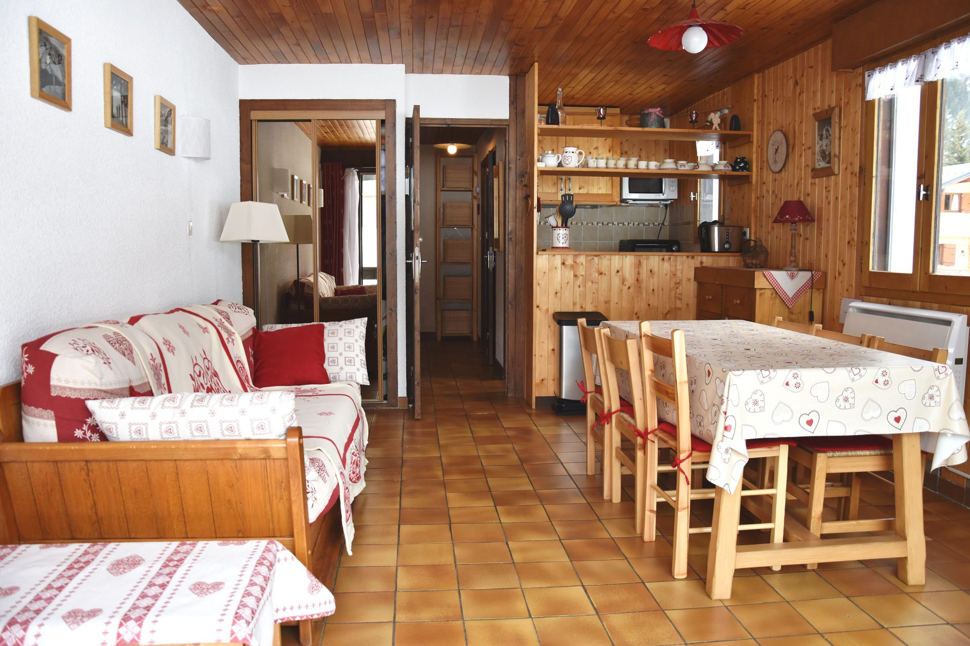 Rental reference : AMONT8C to Pralognan la Vanoise