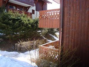 Location Rez de jardin dans belle résidence photo 12