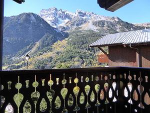 Location Style montagne avec balcon photo 7