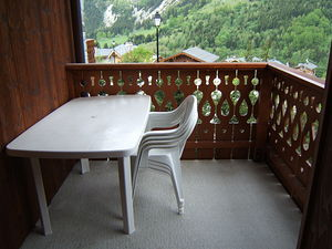 Location Style montagne avec balcon photo 11