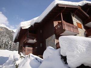Location Style montagne avec balcon photo 12
