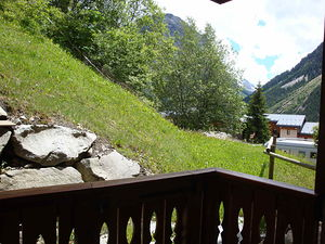 Location Style montagne dans belle résidence  photo 9