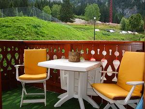 Location Style montagne avec agréable balcon photo 8