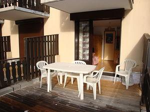 Location Bel emplacement avec grande terrasse ensoleillée photo 2
