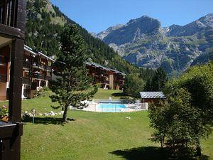 Location Duplex dans résidence avec piscine en été photo 4