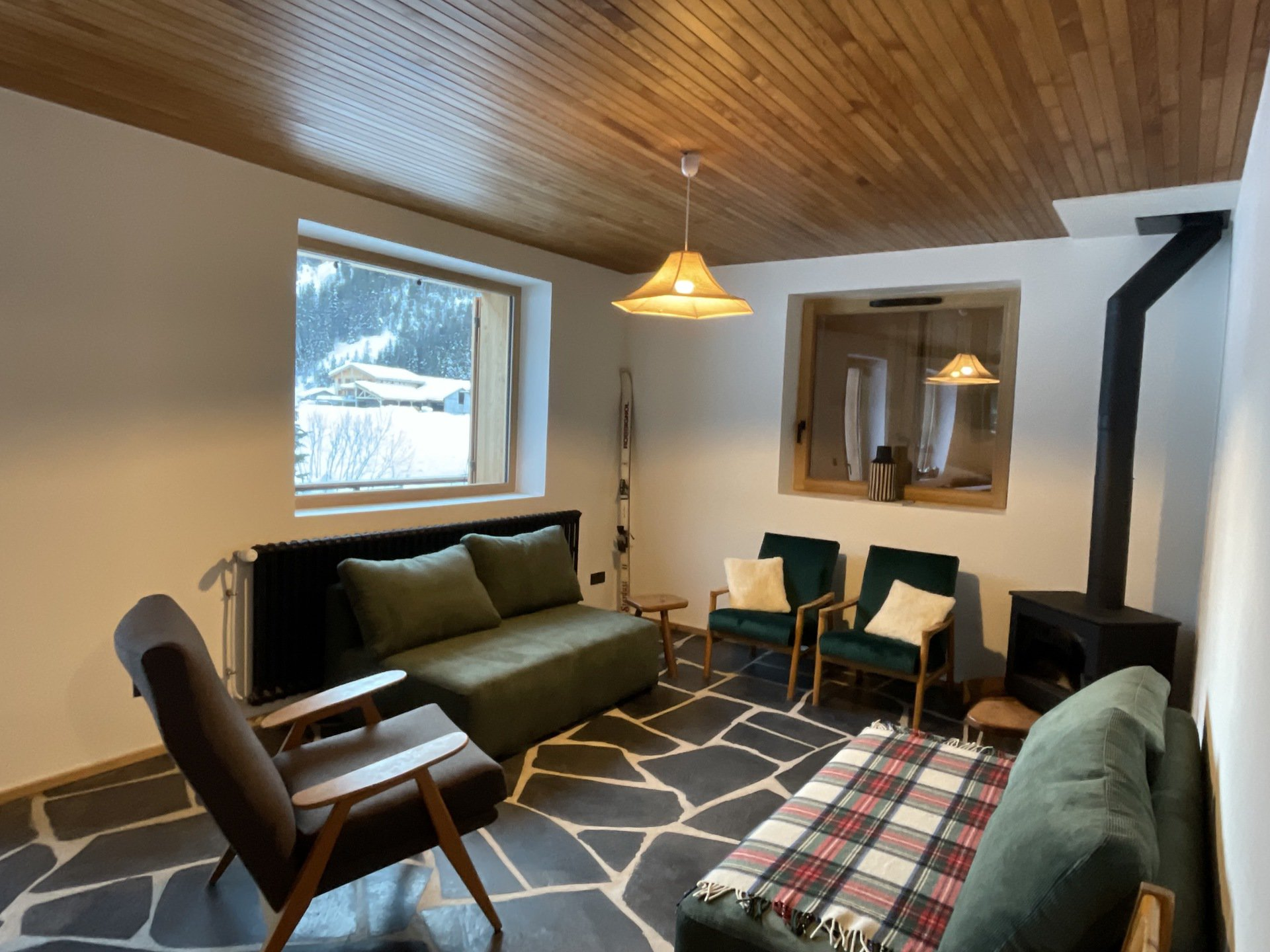 Rental reference : CIBALINS to Pralognan la Vanoise
