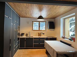 Location Grand appartement dans chalet photo 2