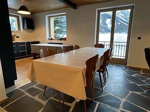 Location Grand appartement dans chalet photo 3