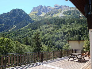 Location Grand chalet avec sauna photo 2