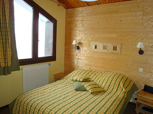 Location Grand chalet avec sauna photo 9