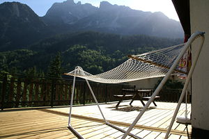 Location Grand chalet avec sauna photo 12