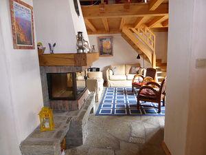 Location Chalet spacieux et confortable photo 4