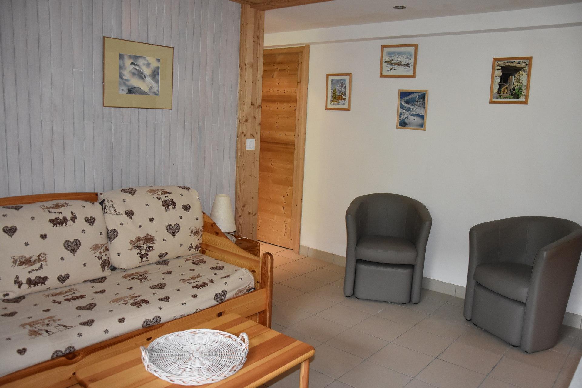 Location référence : APTNAMAS à Pralognan la Vanoise
