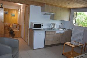 Location Rez-de-chaussez de chalet - tranquille photo 4