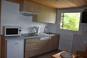 Location Rez-de-chaussez de chalet - tranquille photo 6
