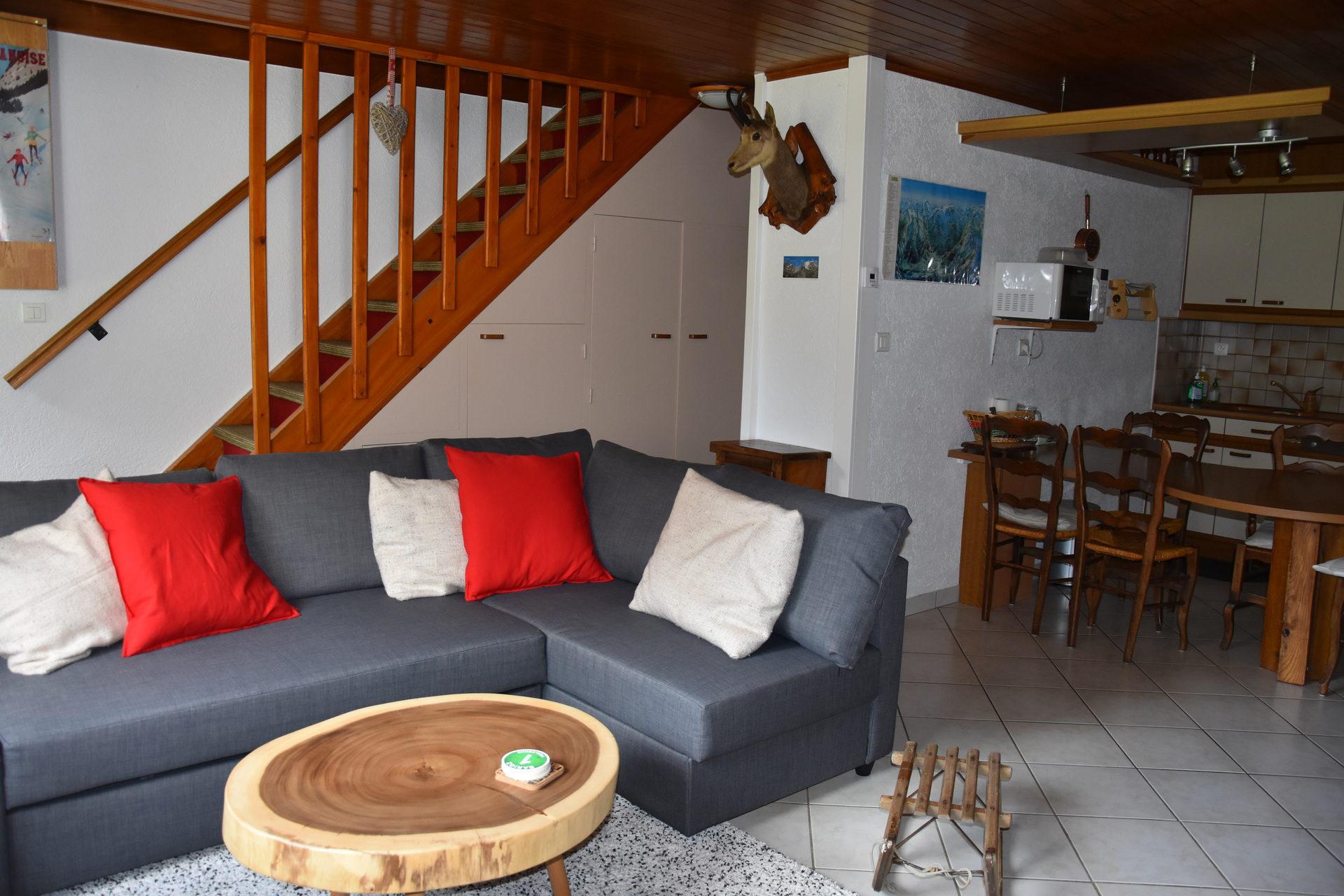 Location référence : BOURNA à Pralognan la Vanoise