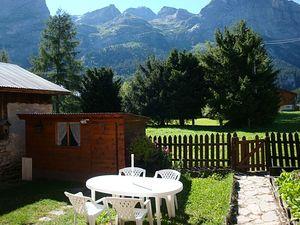 Location Demi chalet avec agréable jardinet photo 2
