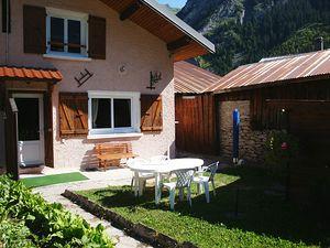 Location Demi chalet avec agréable jardinet photo 11