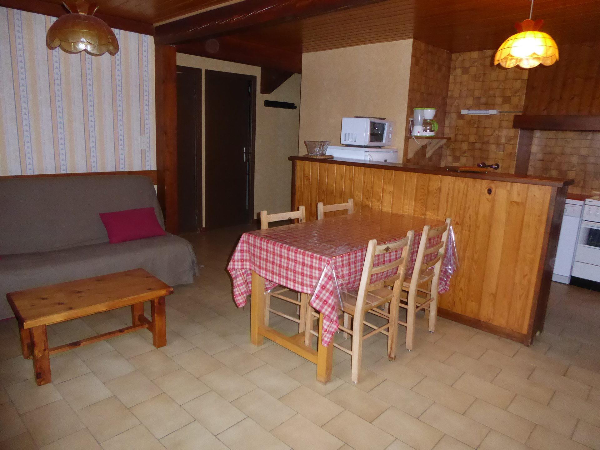 Location référence : EPICEA2 à Pralognan la Vanoise