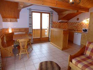 Location Dernier étage d'un beau chalet photo 1