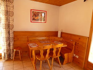Location 1er étage d'un beau chalet photo 5