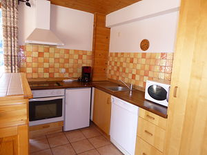 Location 1er étage d'un beau chalet photo 6