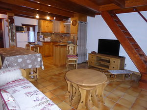 Location Petite maison individuelle photo 1