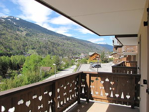 Location Style montagne avec grand balcon sud photo 7