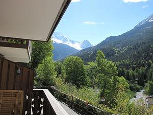 Location Style montagne avec grand balcon sud photo 8